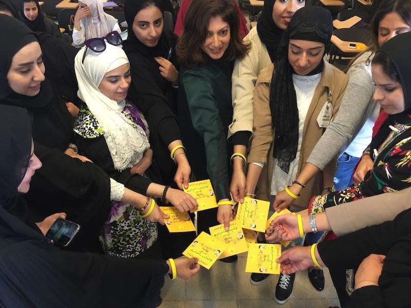 ontheyellowside-Kuwait University - College of Social Studies00006