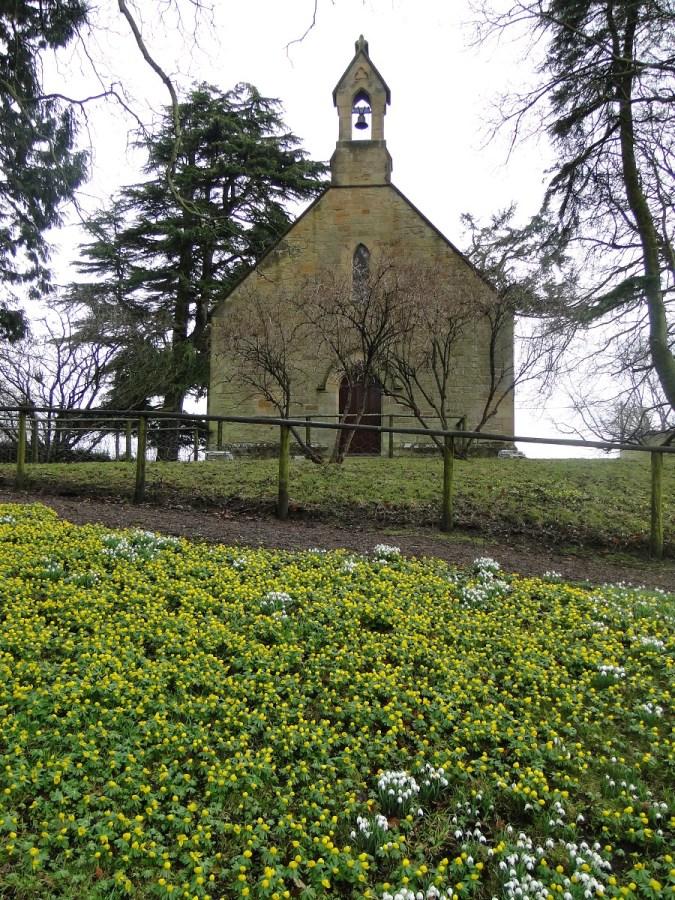 External view of denwick Chapel