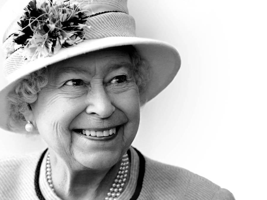 Photograph of Queen Elizabeth II