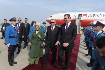 Poseta Redžepa Tajipa Erdogana