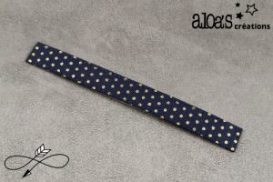 bracelet_montre-poiray-ojperrin-aloascreations-à_pois_or
