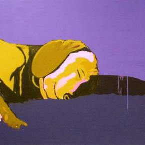 51Beware-of-Dog-2-Acrylic-on-Canvas-80-x-120-cm-2005