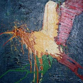 58Bird-Acrylic-on-Canvas-60-x-90-cm-2002
