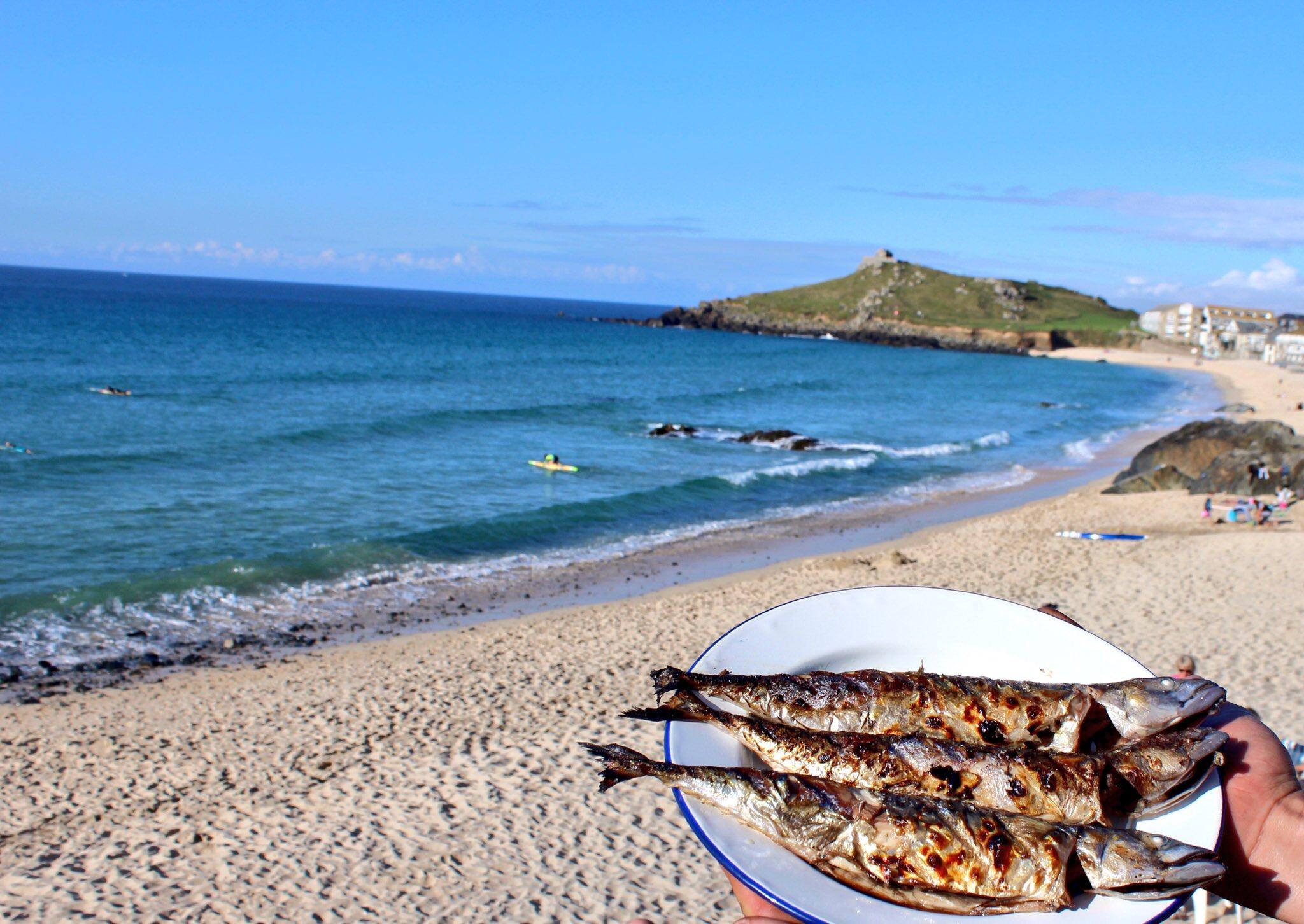 Porthmeor Beach Cafe St Ives