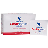 Forever cardio Health su koenzimu Q10