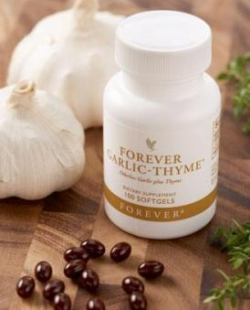 Czosnek i tymianek Garlic-Thyme