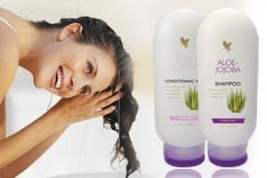 Odżywka do włosów Aloe-Jojoba Conditioning Rinse
