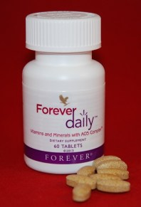 Forever Daily Multivitamin with minerals