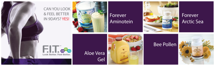forever living products fit_clean 9 banner