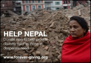 forever help nepal