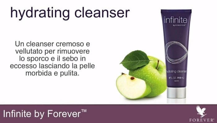 Infinite Hydrating Cleanser - Forever Living Products