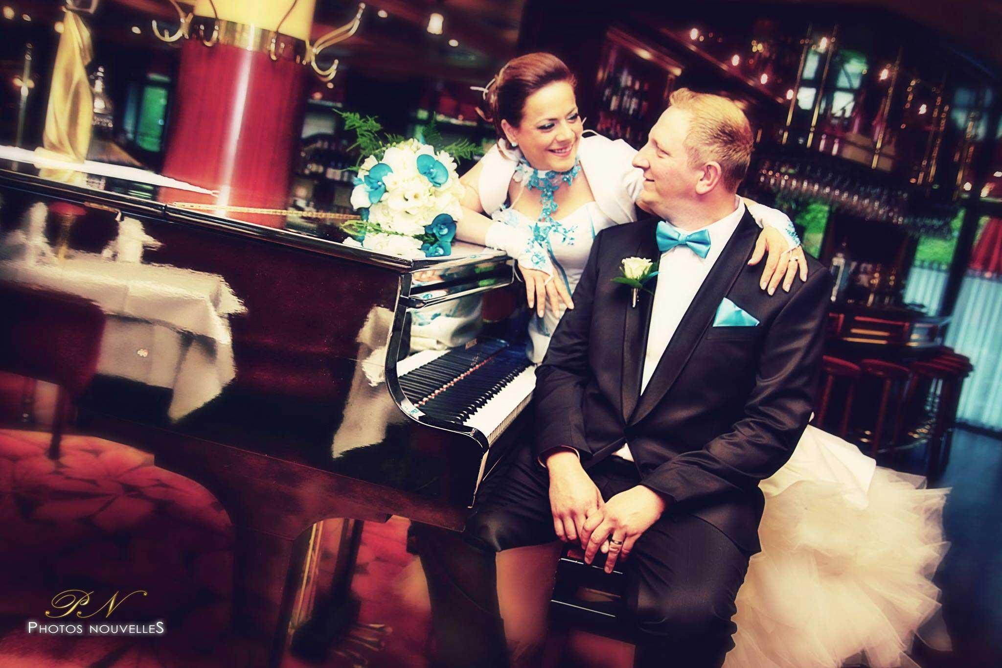 Une Dcoration De Mariage OriginaleIl Fallait Oser Le