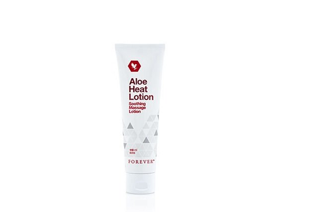 Aloe Heat Lotion - Forever Living Products - crema scaldante