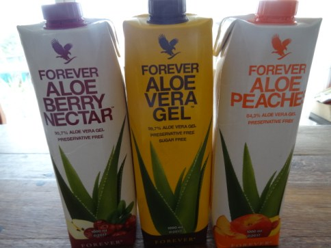 tripack mix aloe vera forever pour notre microbiote