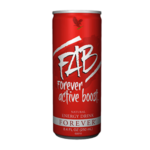 FOREVER FAB ACTIVE BOOST ENERGIZZANTE