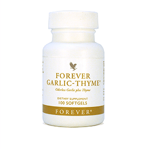 FOREVER GARLIC THYME INTEGRATORE NATURALE