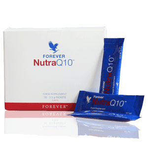 FOREVER NUTRA Q10 INTEGRATORE