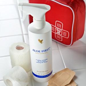 Aloe First Summer Kit