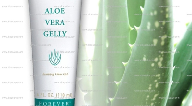 ALOE VERA GELLY, FOREVER LIVING