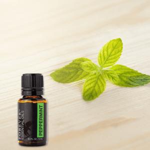 Essential Oils Peppermint Forever Essential OilsTri pak