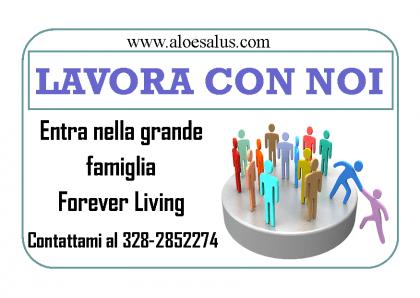 Lavora con noi Lavora con Forever Living