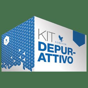 Kit Depur Attivo Kit Forever