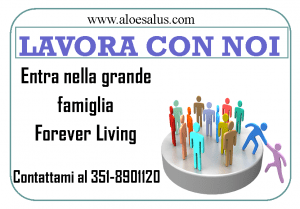 Lavora con noi Aloe First