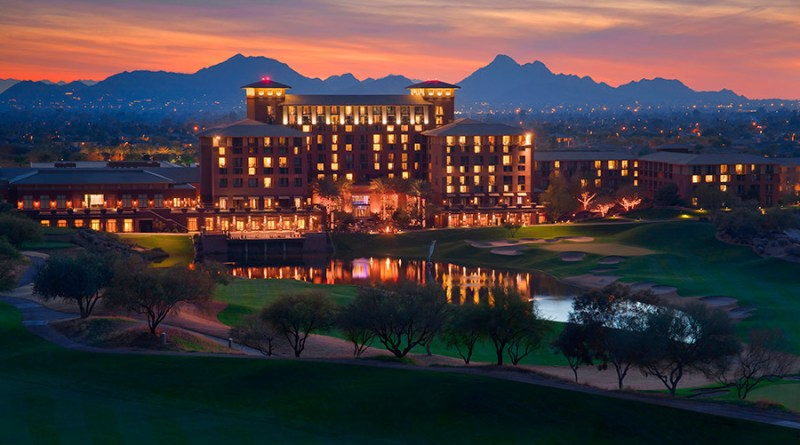 The-Westin-Kierland-Resort-at-dusk