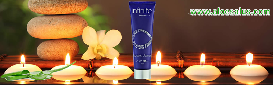 Infinite Hydrating Cleanser Infinite By Forever promo Pochette