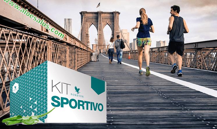 Kit Sportivo Forever