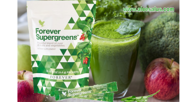 Forever Supergreens Integratore