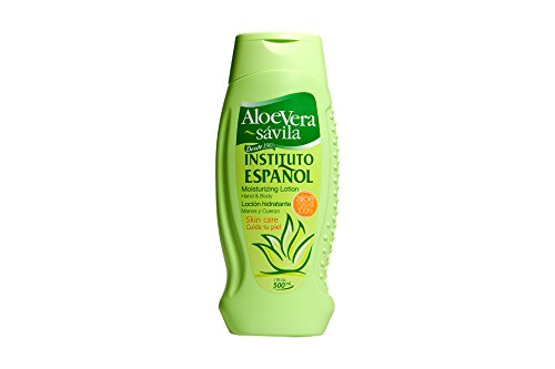Instituto Español – Leche Hidratante Aloe-Vera 500 ml