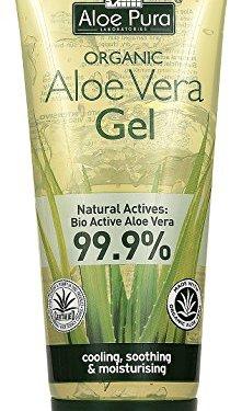 Aloe Pura Gel de Tratamiento, Aloe Vera – 200 ml