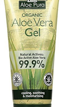 Aloe Pura Gel de Tratamiento, Aloe Vera – 200 ml
