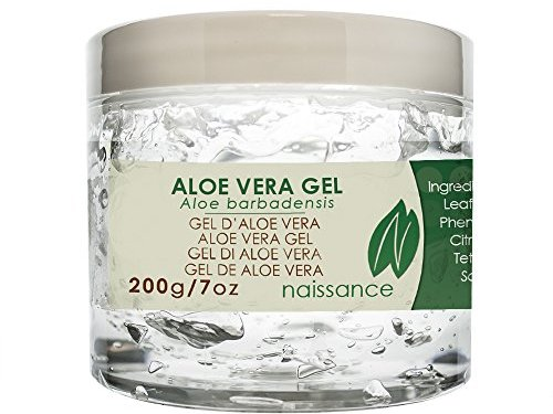 Gel de Aloe Vera – Ingrediente Natural – 200g
