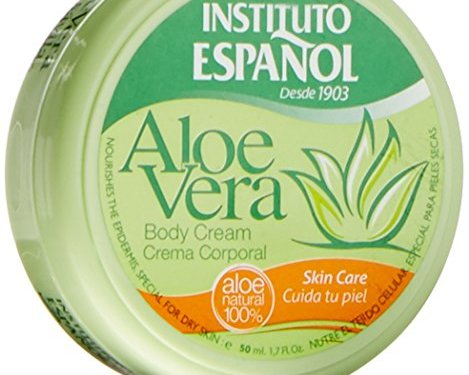 Instituto español aloe vera tarro 50 ml