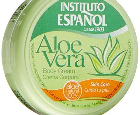 Instituto español aloe vera tarro 50 ml