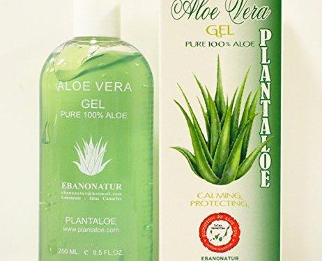 Plantaloe Gel Puro 100% Aloe Vera 250ml en oferta