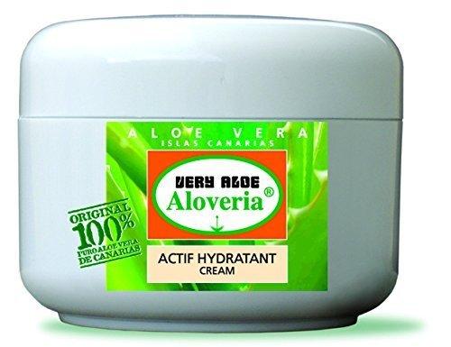 Aloveria actif hydratant cream aloe vera 200ml