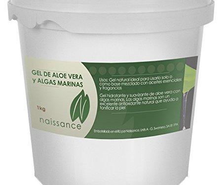 Gel de Aloe Vera y Algas Marinas – 1kg