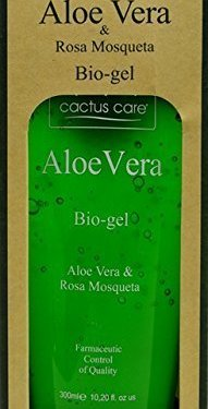 Cactus Care Aloe Vera y Rosa Mosqueta Bio-Gel 300ml