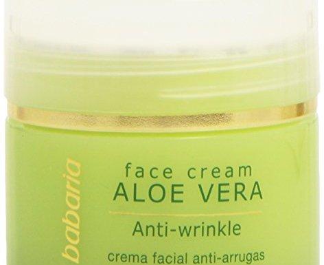 Babaria – Aloe Vera Antiarrugas – Crema Facial – 50 ml