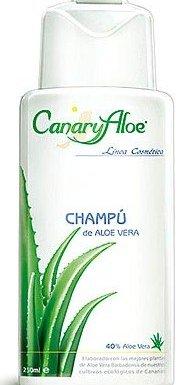 Canaryaloe champú con Aloe Vera 250ml