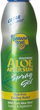 Banana Boat Aloe Vera After Sun Spray Gel 230g