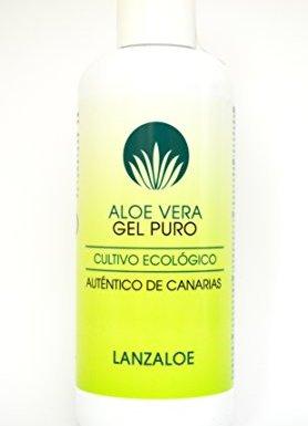Lanzaloe gel puro de Aloe Vera 250ml