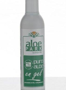 Gel de Aloe Vera 100% puro – 250 ml – pack 3 tubos