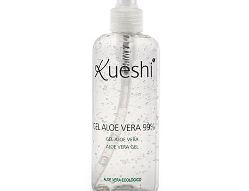 Kueshi Gel de Aloe Vera Puro 99% Ecológico – 250 ml