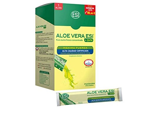 ESI Aloe Vera Zumo +Forte – 24 Unidades en oferta