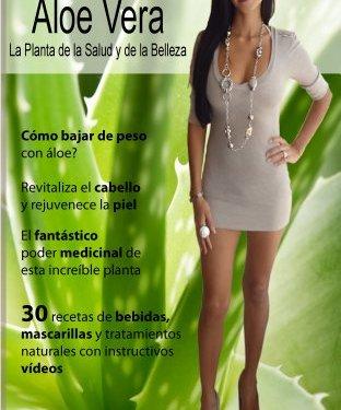 Áloe Vera La Planta de la Salud y de la Belleza en oferta