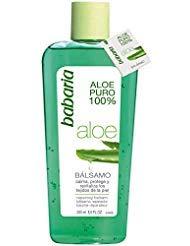 Babaria – Aloe Vera Balsamo Reparador, 250 ml
